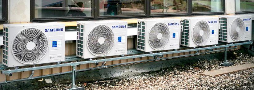 Klimaanlage Steyr Land Gruber TAB